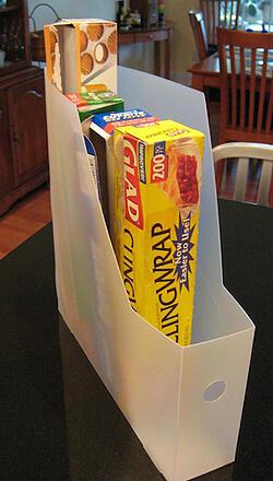 magazine-storage-container