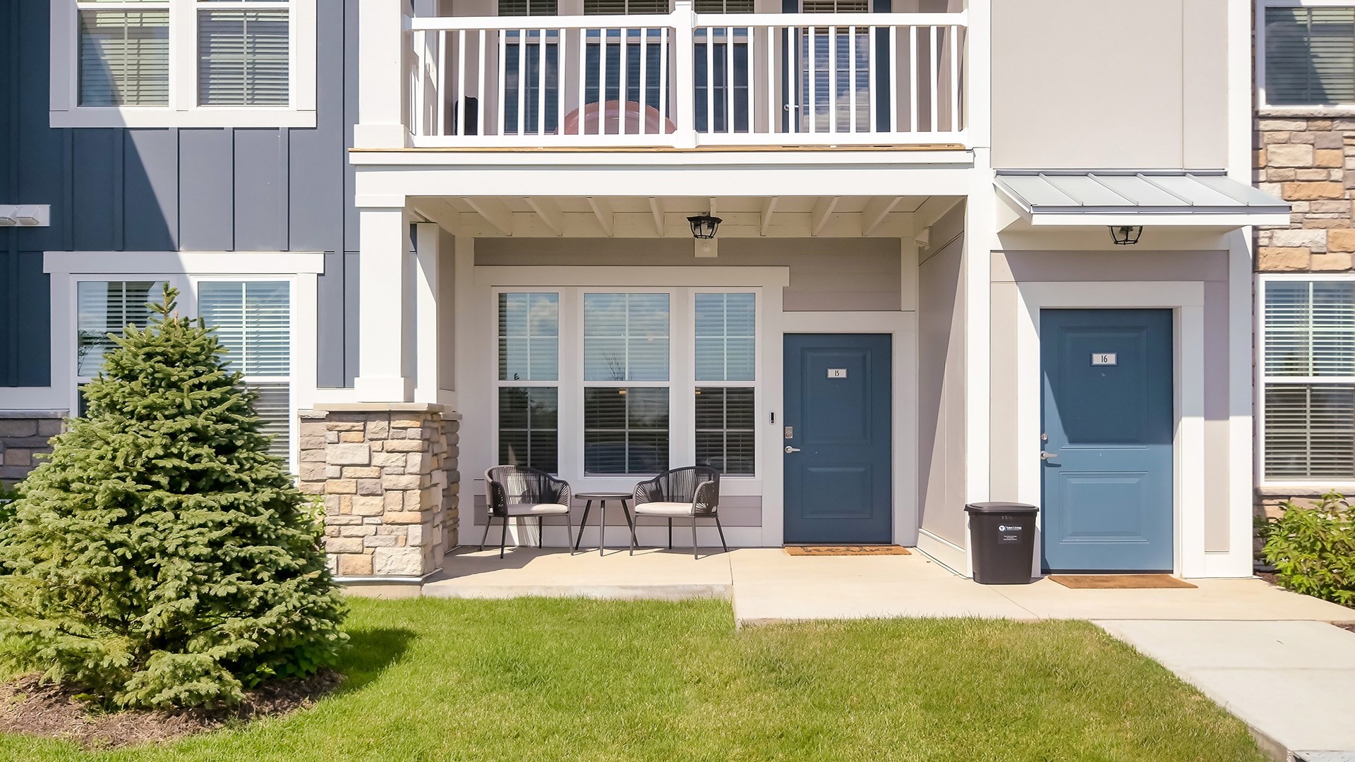 Private Entry Homes