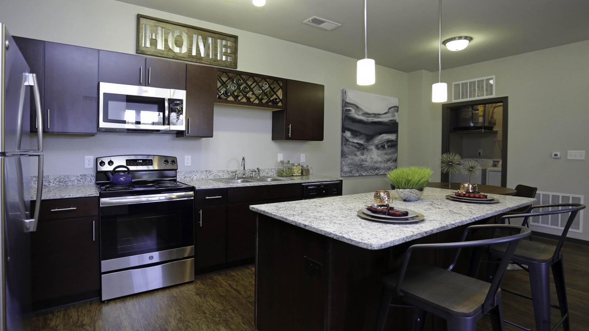 Springs at Allison Valley kitchen