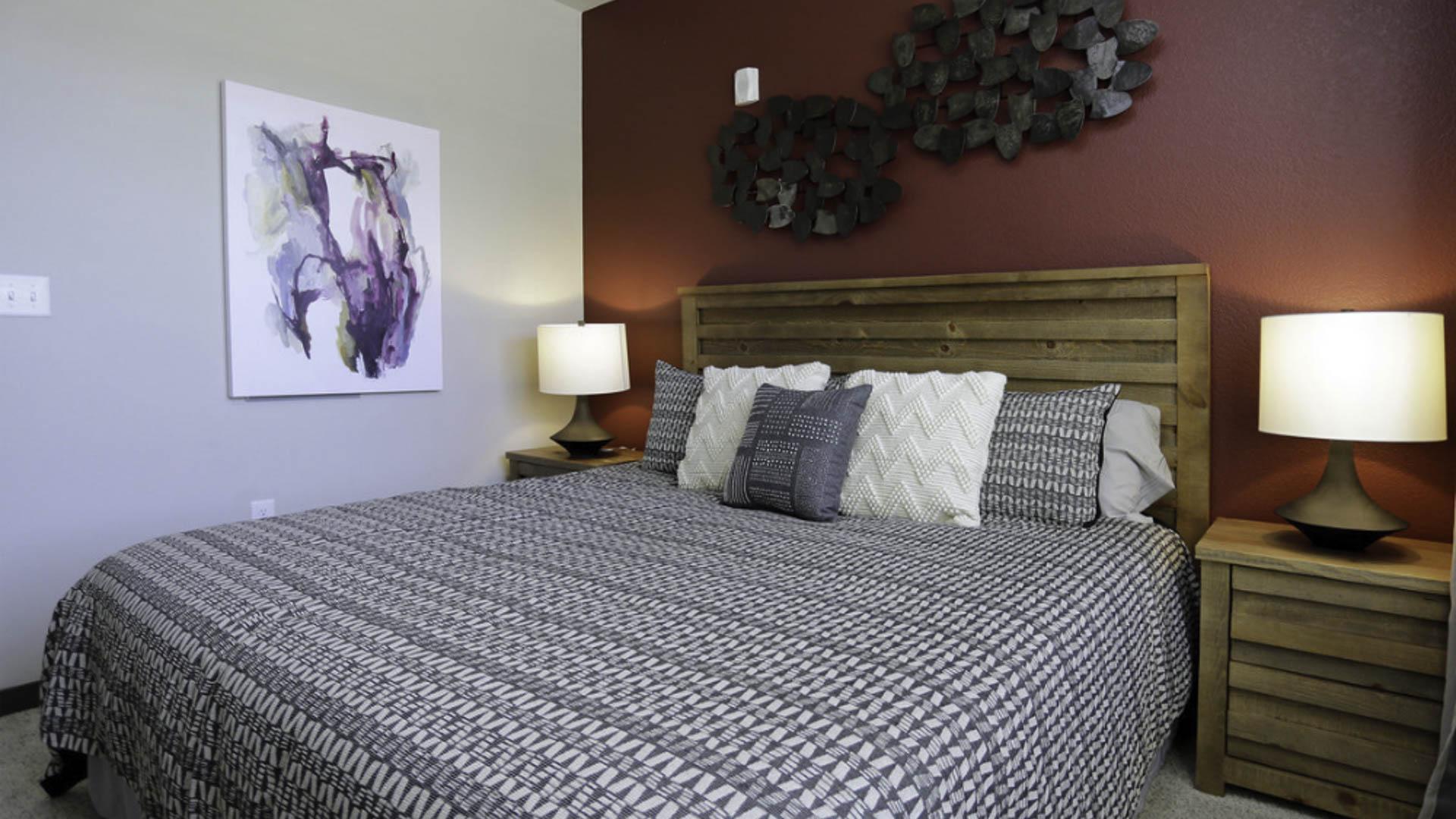 Springs at Allison Valley bedroom