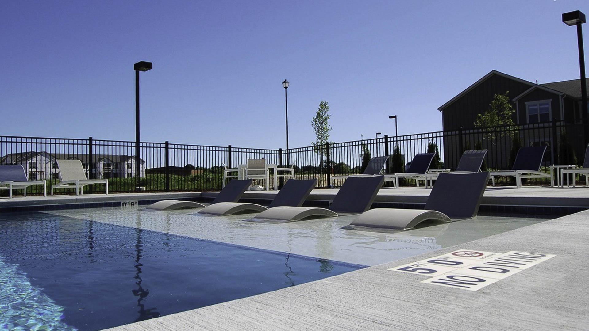 Springs at Allison Valley resort style pool