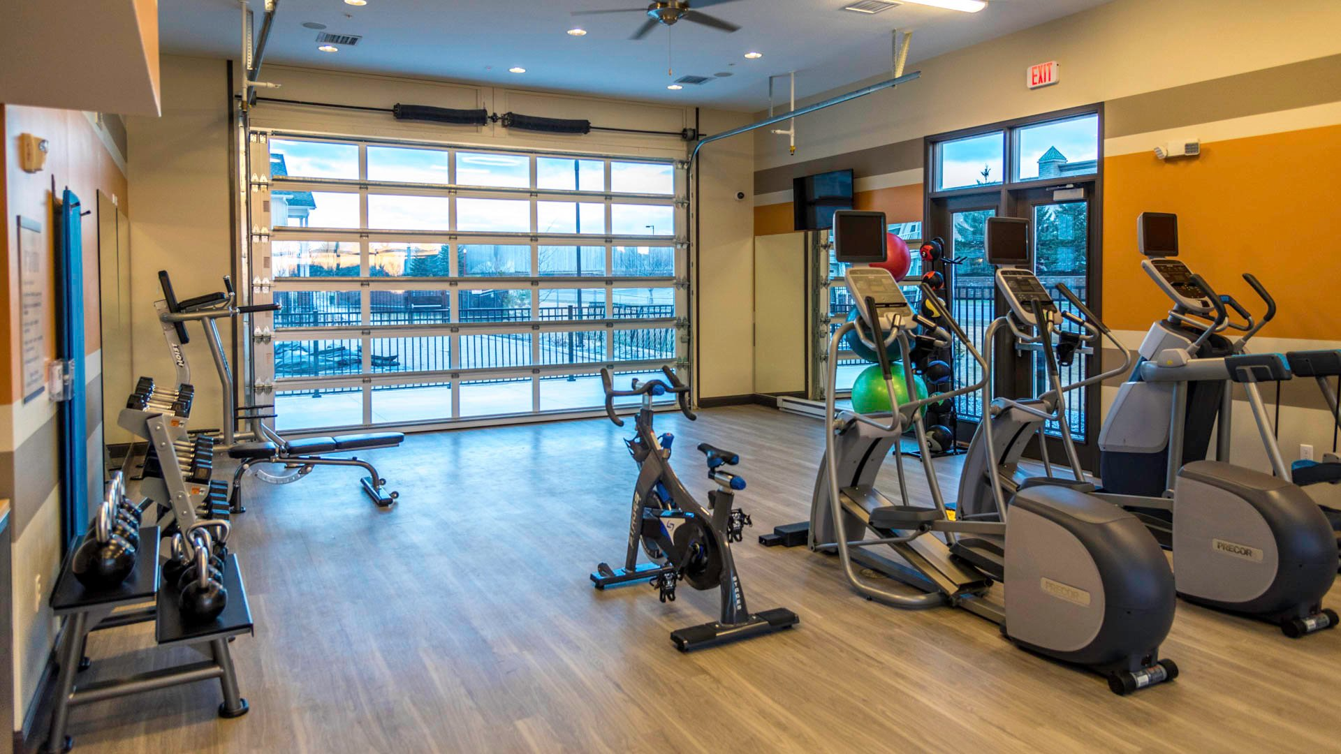 Springs at Apple Valley fitness center