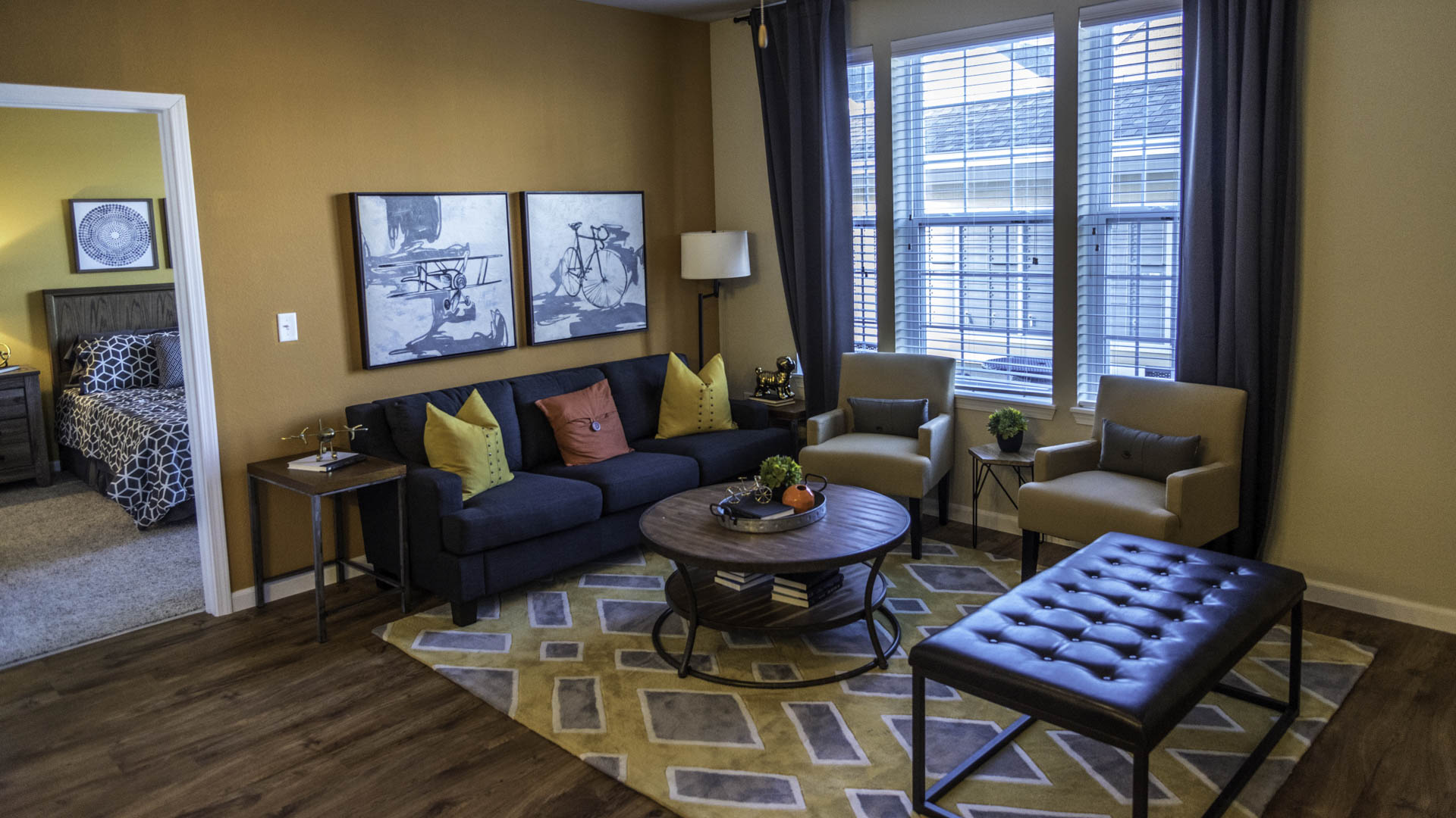 Springs at Apple Valley Living Room