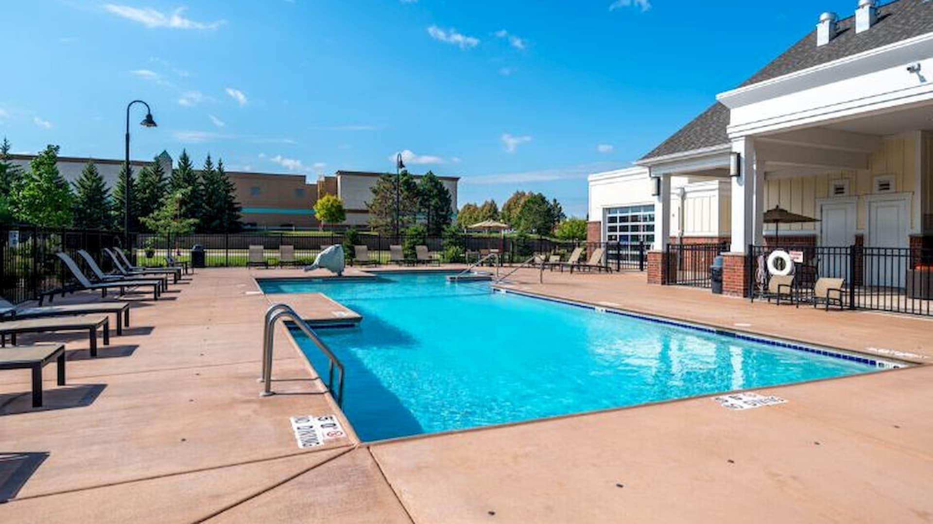 Apple Valley pool