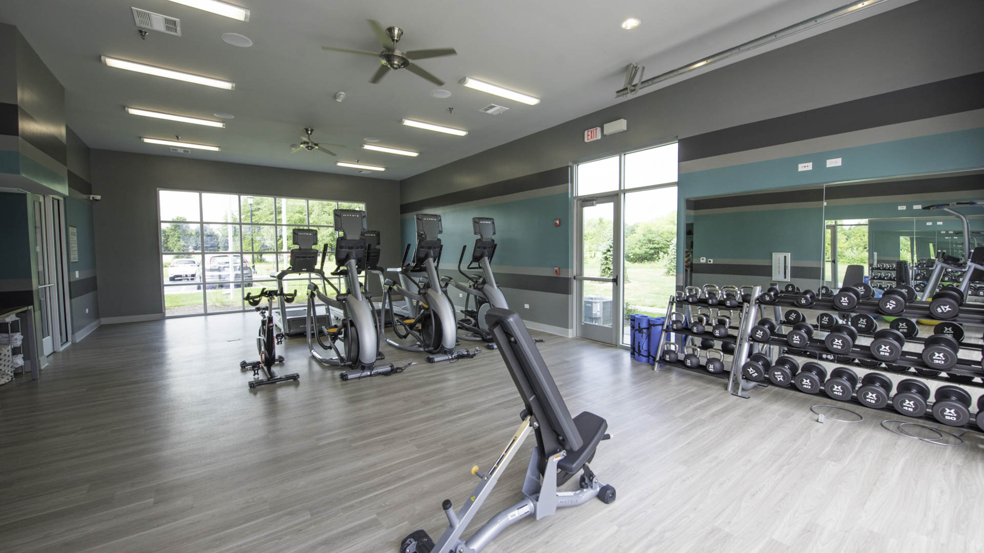 Springs at Canterfield Fitness Center  in West Dundee, IL