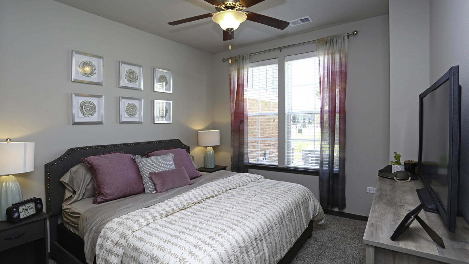 Springs at Canterfield master bedroom