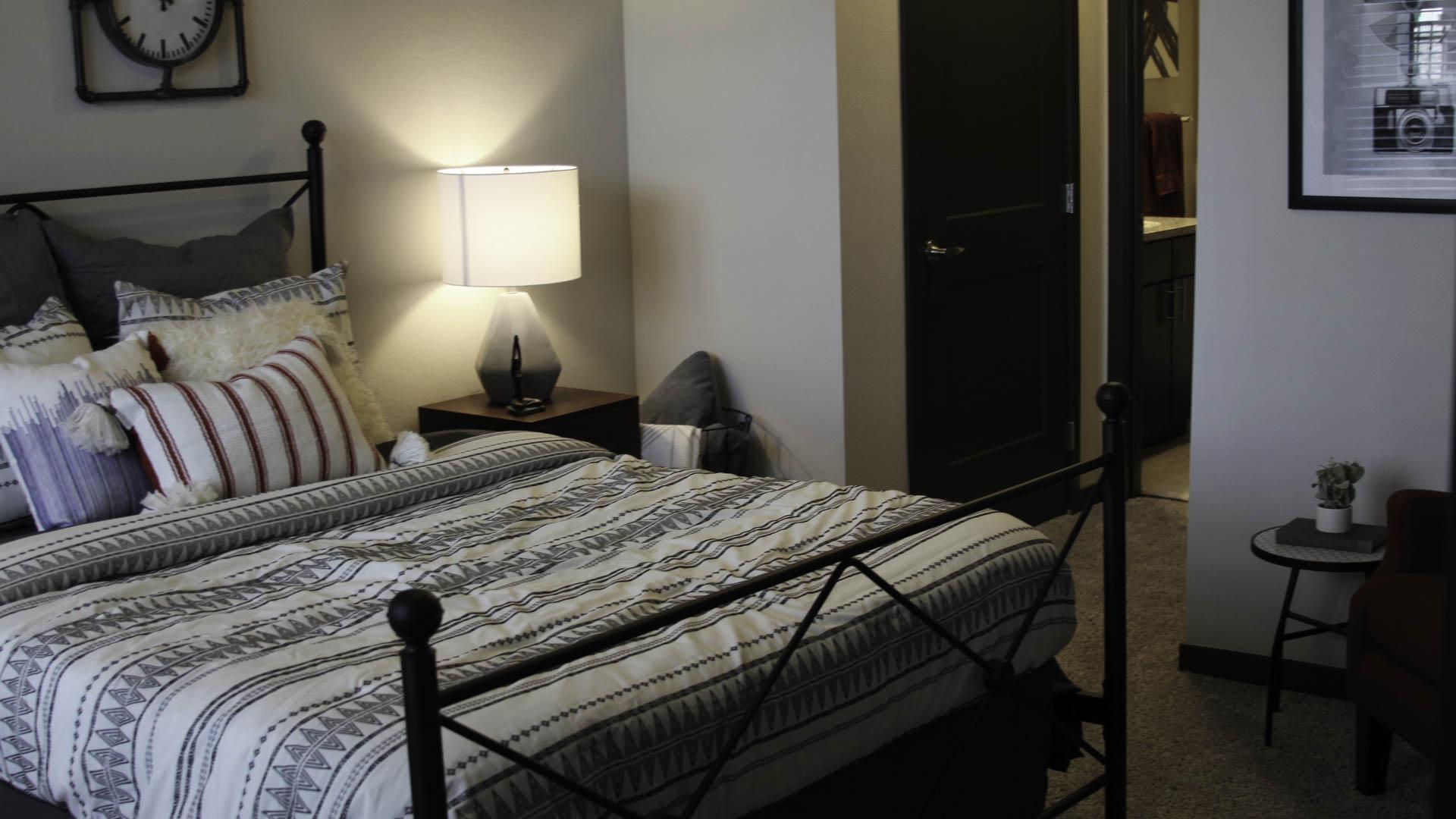 Springs at Cobblestone Lake bedroom