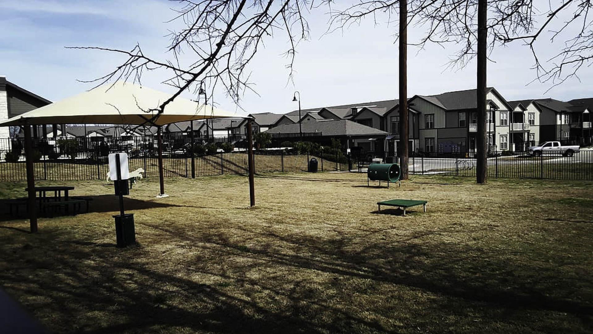 Springs at Cottonwood Creek dog park