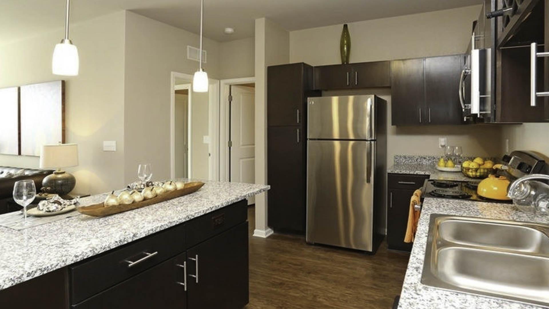 Springs at Cottonwood Creek modern kitchen