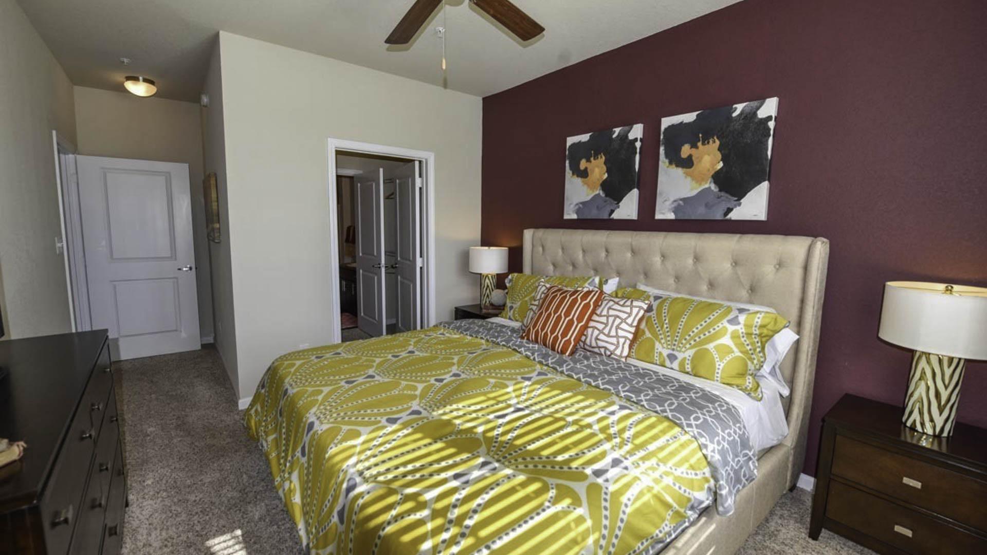Springs at Cottonwood Creek bedroom