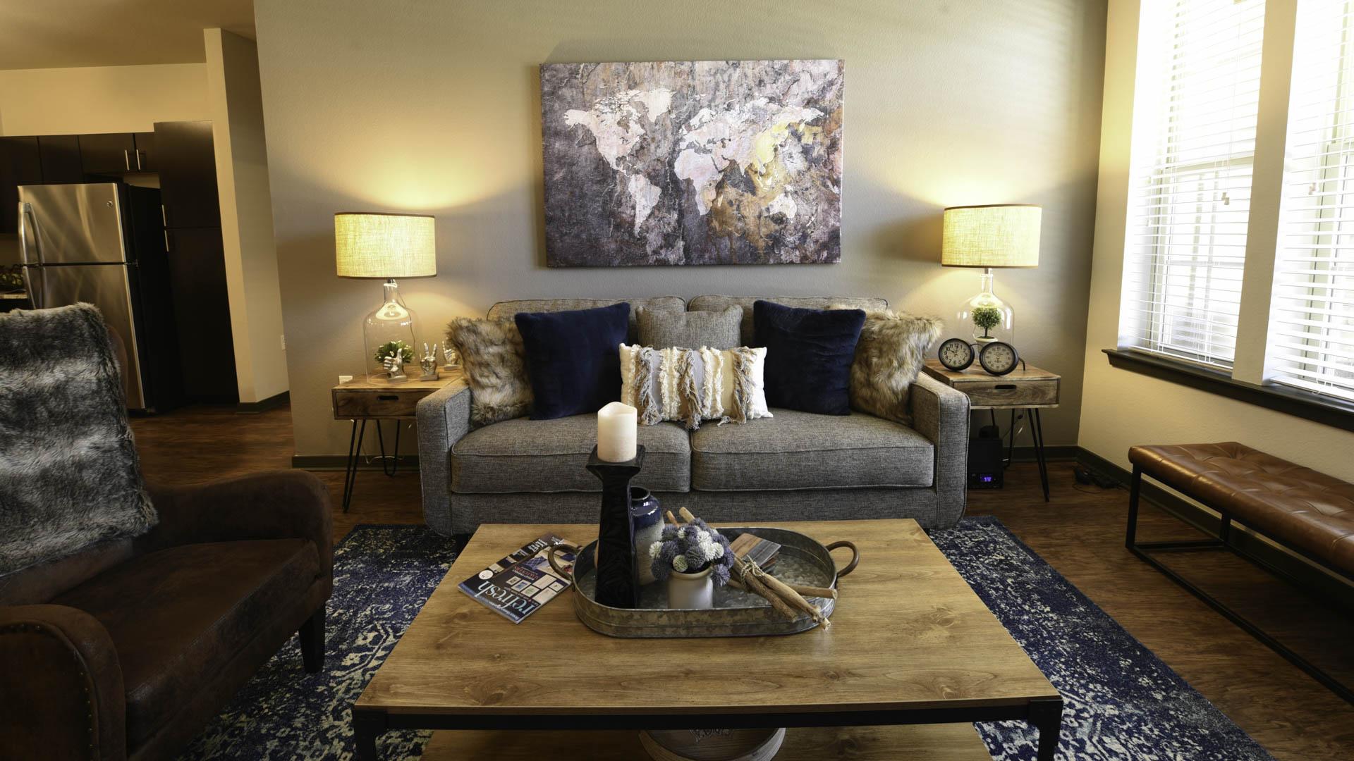 Springs at Eagle Bend living room