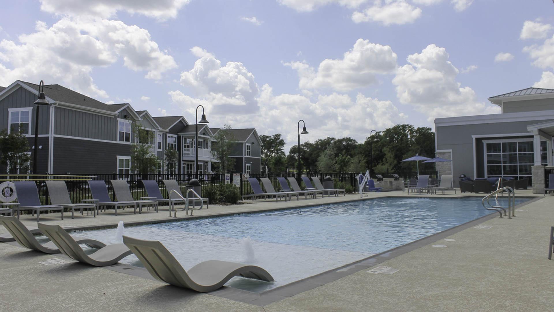 Springs at Eagle Bend pool