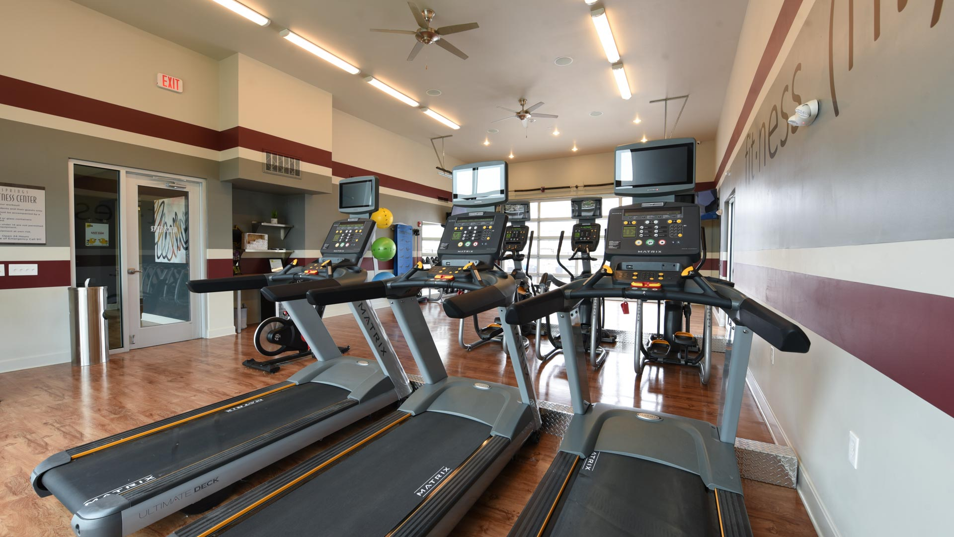 24-Hour Fitness Center at Springs at Foothill Farms in Colorado Springs-23