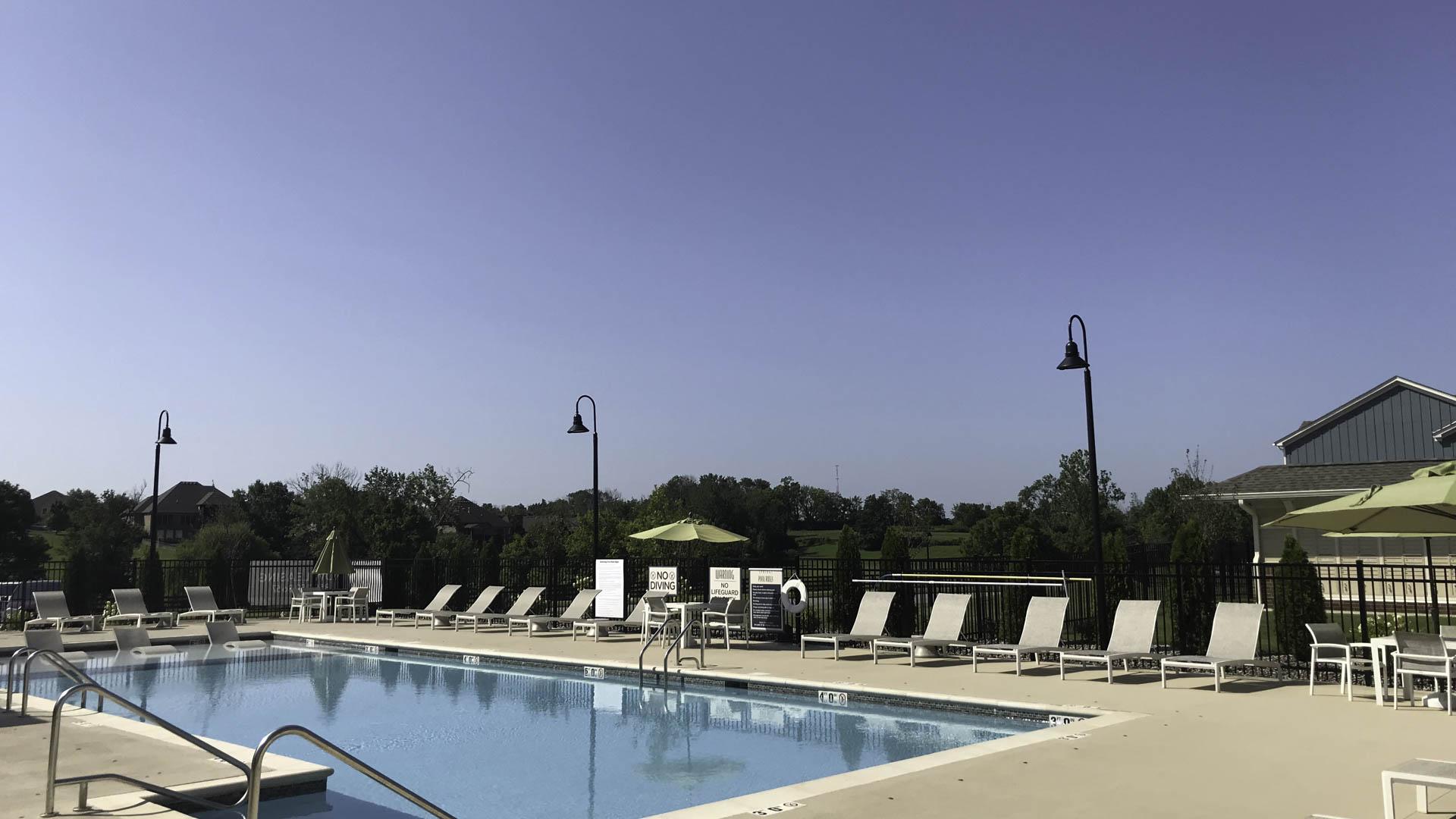 Springs at Hamburg resort style pool