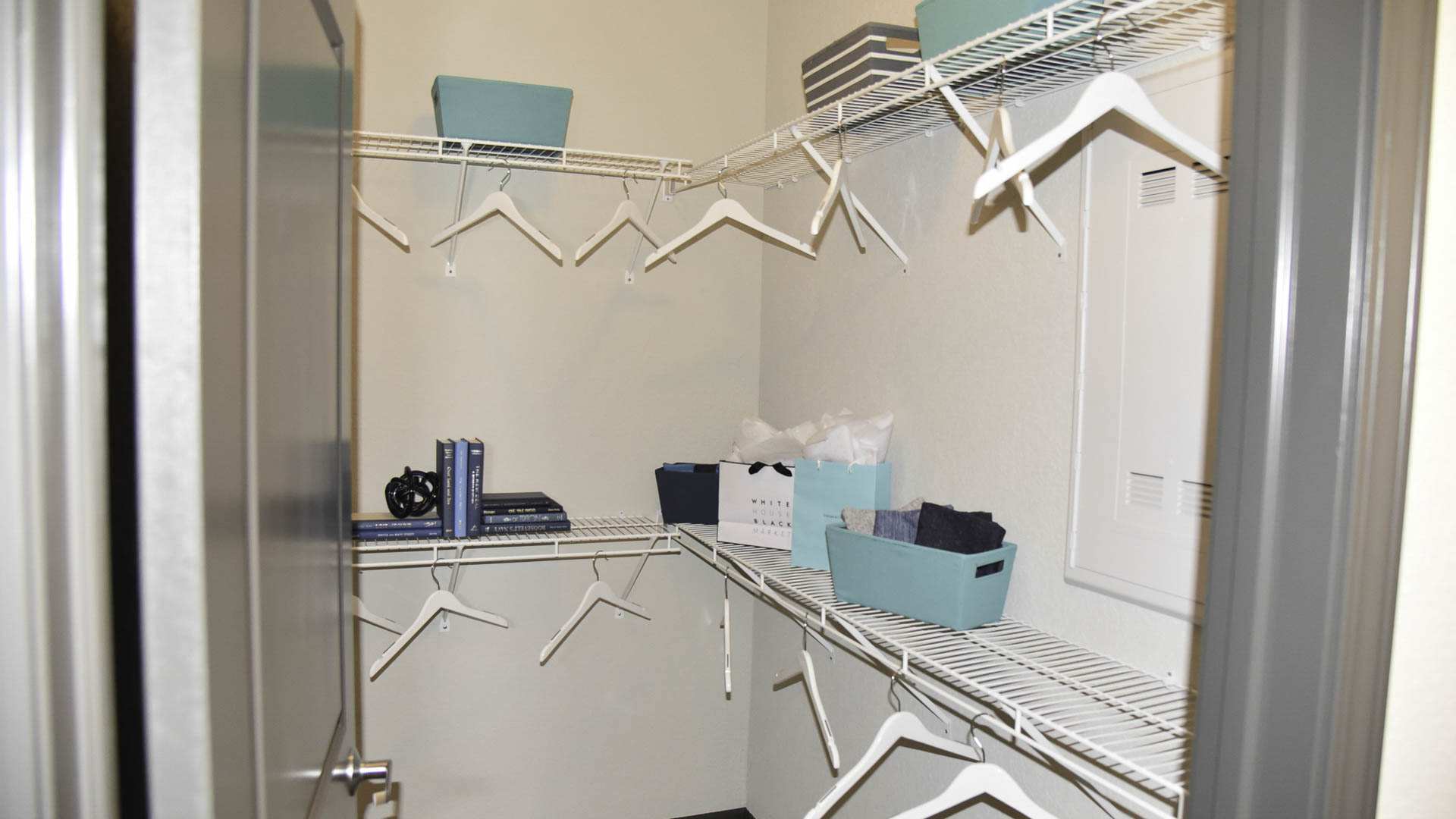 Springs at the Reserve closet