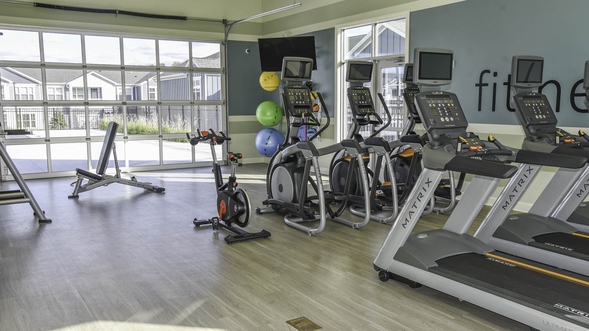 Springs at the Reserve fitness center