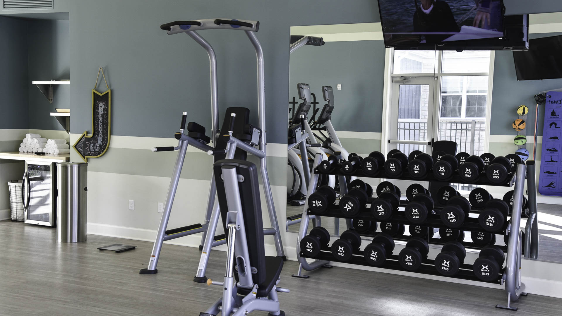 Springs at the Reserve 24 hour fitness center
