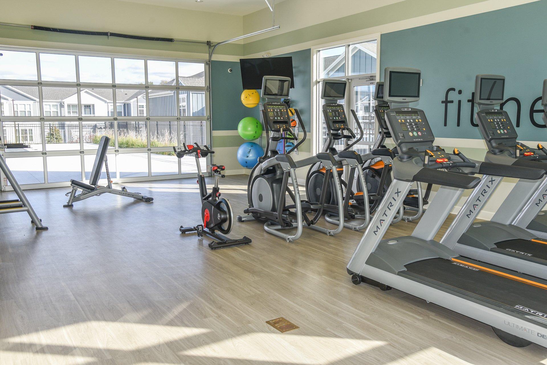 Springs at Knapp's Crossing Fitness Center