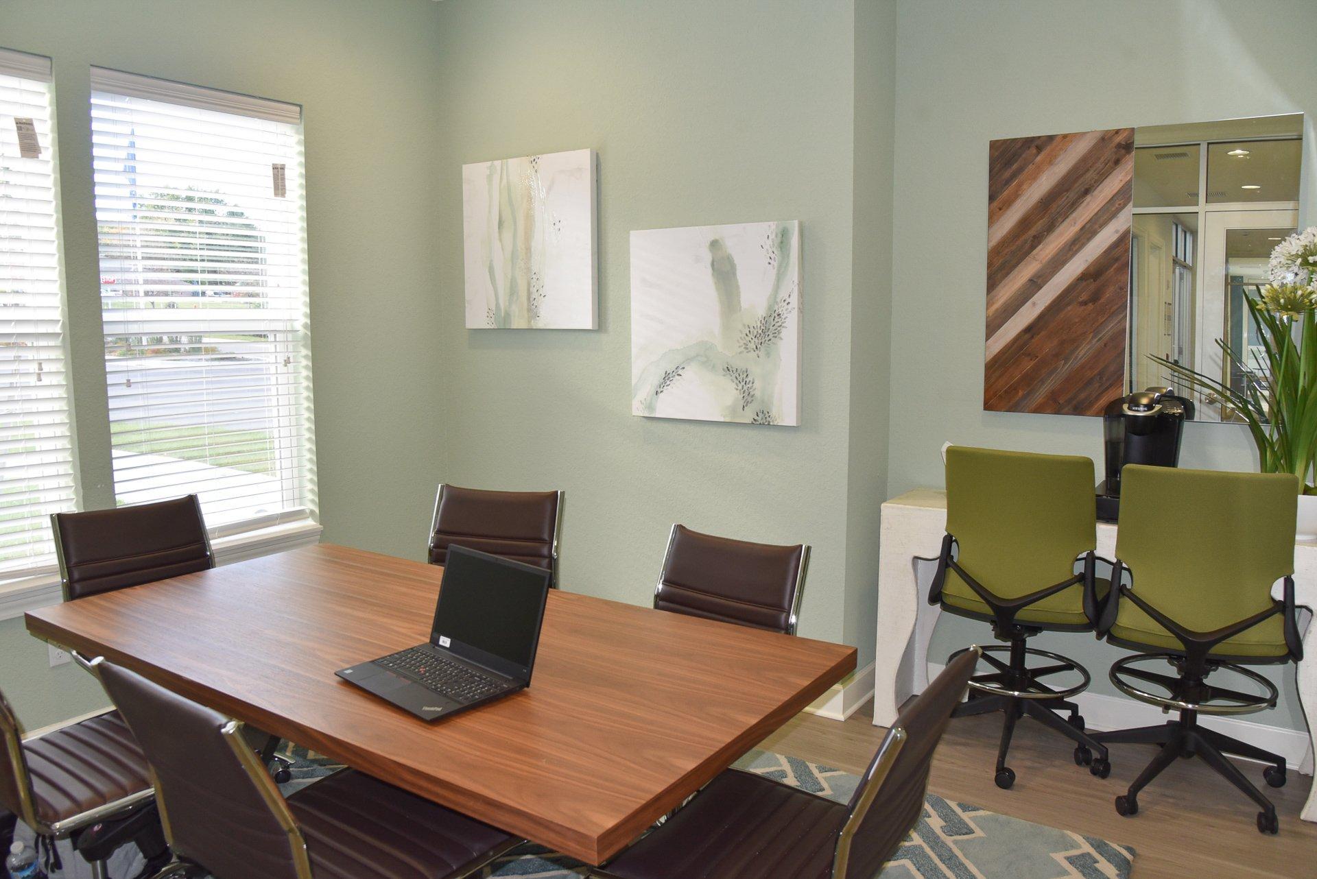 Springs at Knapp's Crossing meeting room