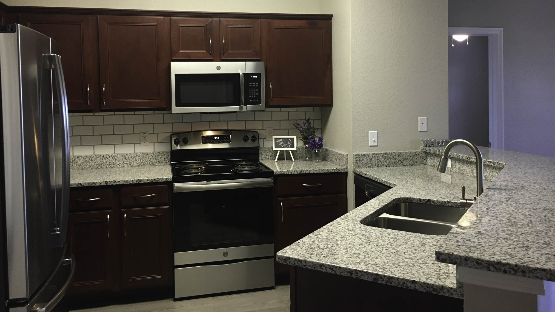 Lost Creek at Lakewood Ranch renovated kitchen
