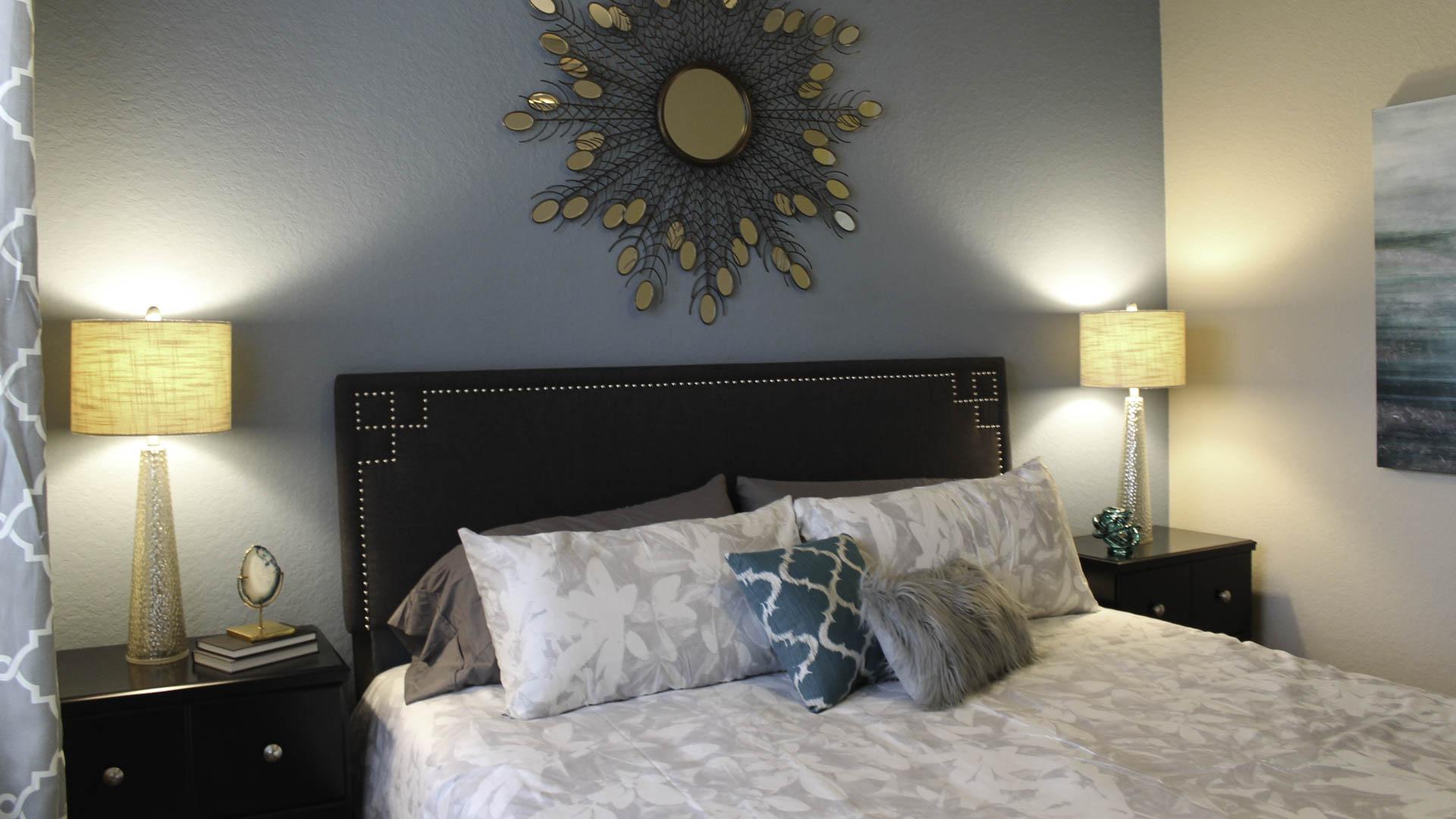 Springs at McDonough bedroom