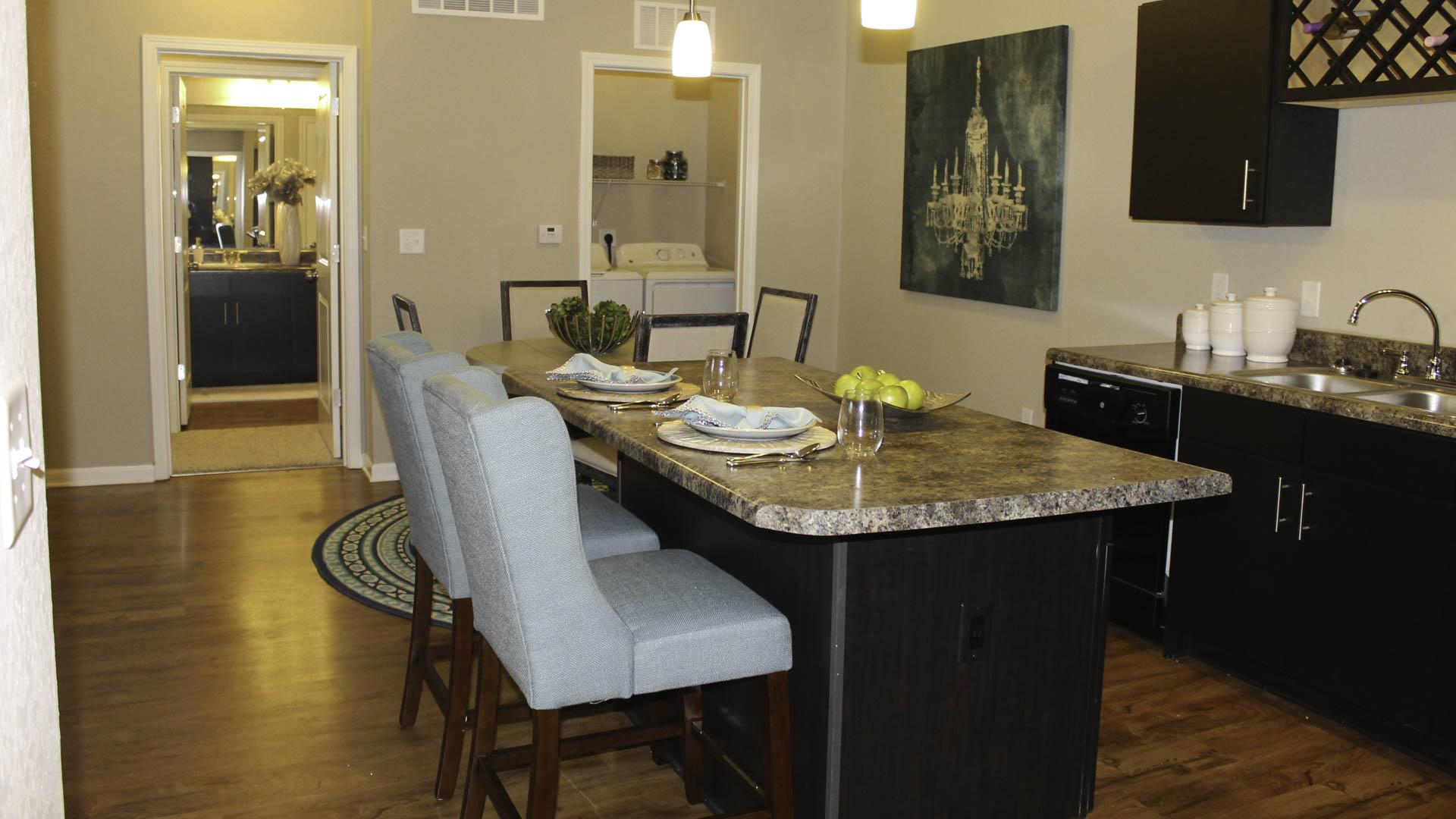 Springs at McDonough modern kitchen