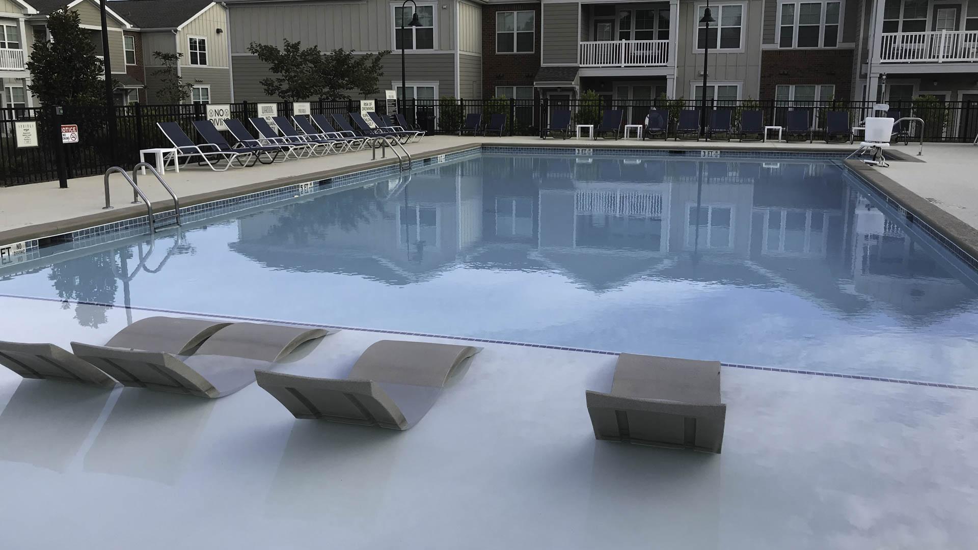 Springs at McDonough pool