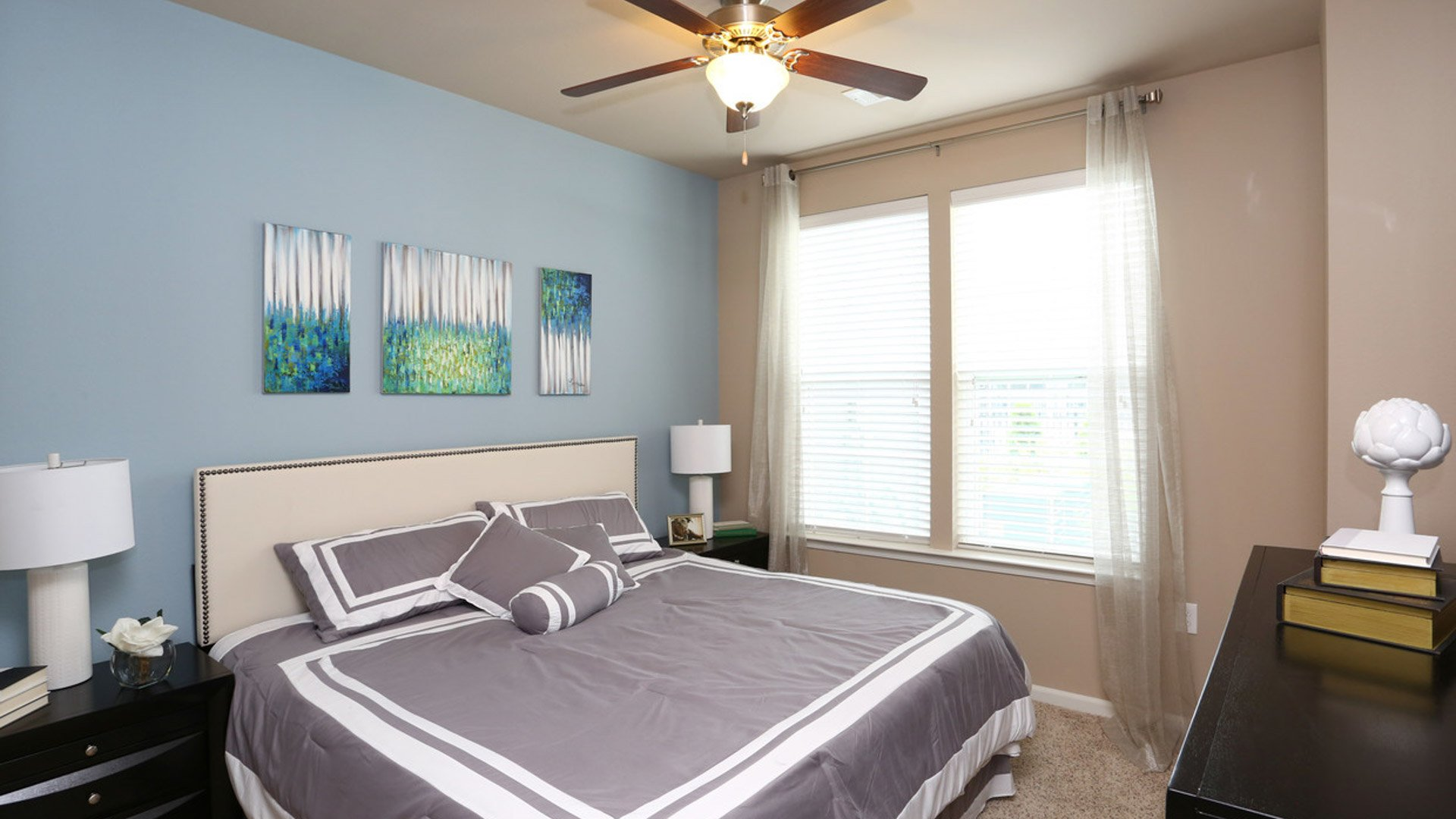 Master Bedroom in North Aurora at Springs at Orchard Road Apartments-18