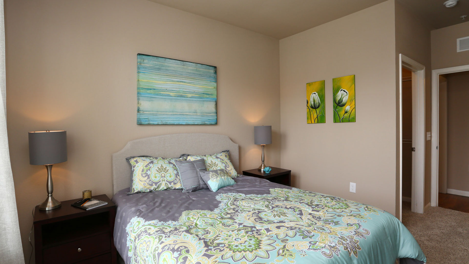 Second Bedroom in North Aurora at Springs at Orchard Road Apartments-20