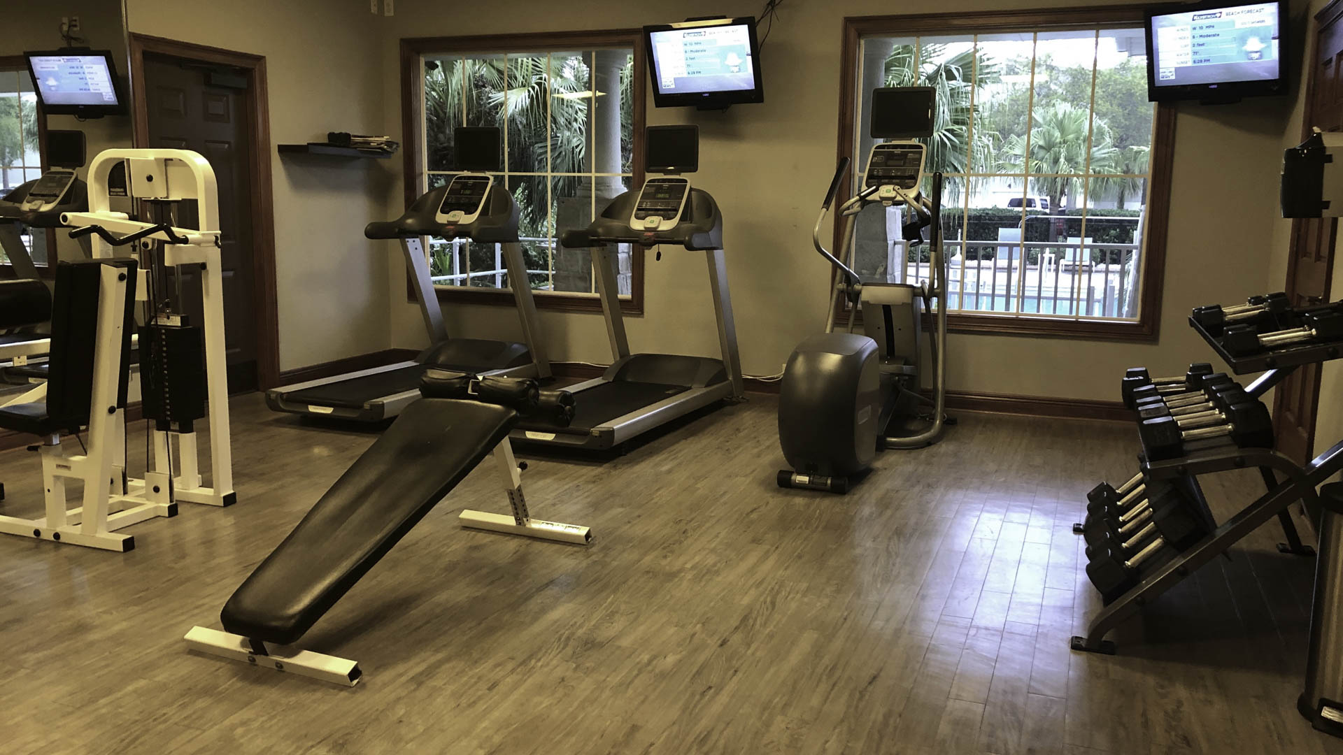 Springs at Palma Sola fitness center