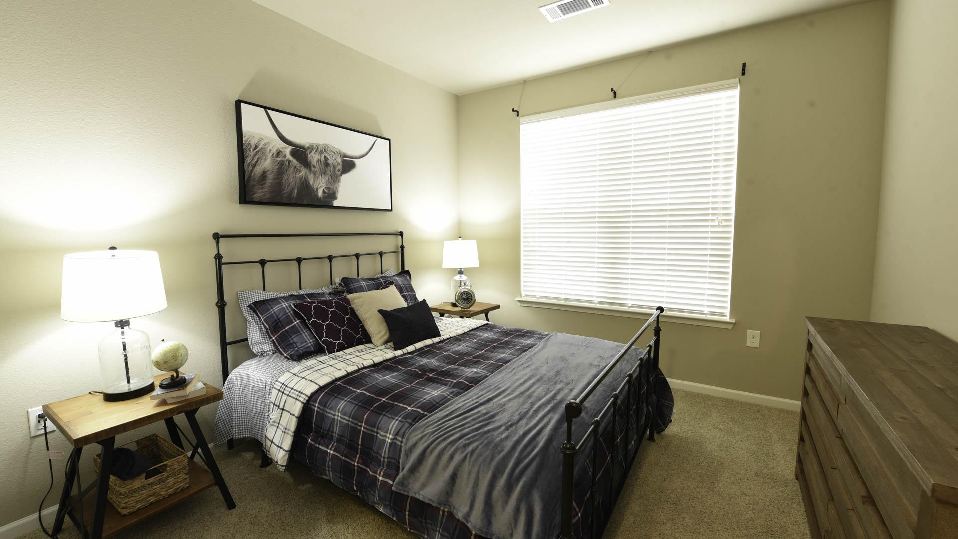 Springs at Sandstone Ranch master bedroom