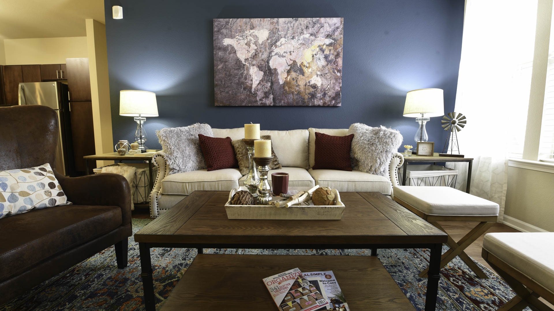 Springs at Sandstone Ranch living room