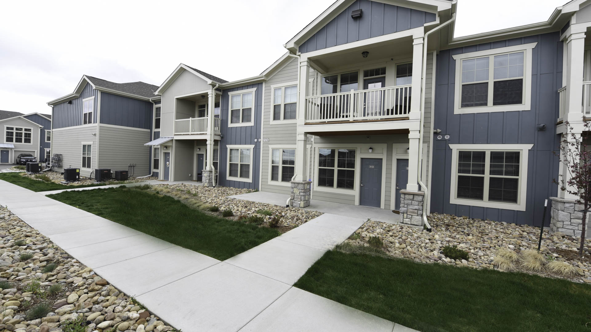 Springs at Sandstone Ranch apartment exterior
