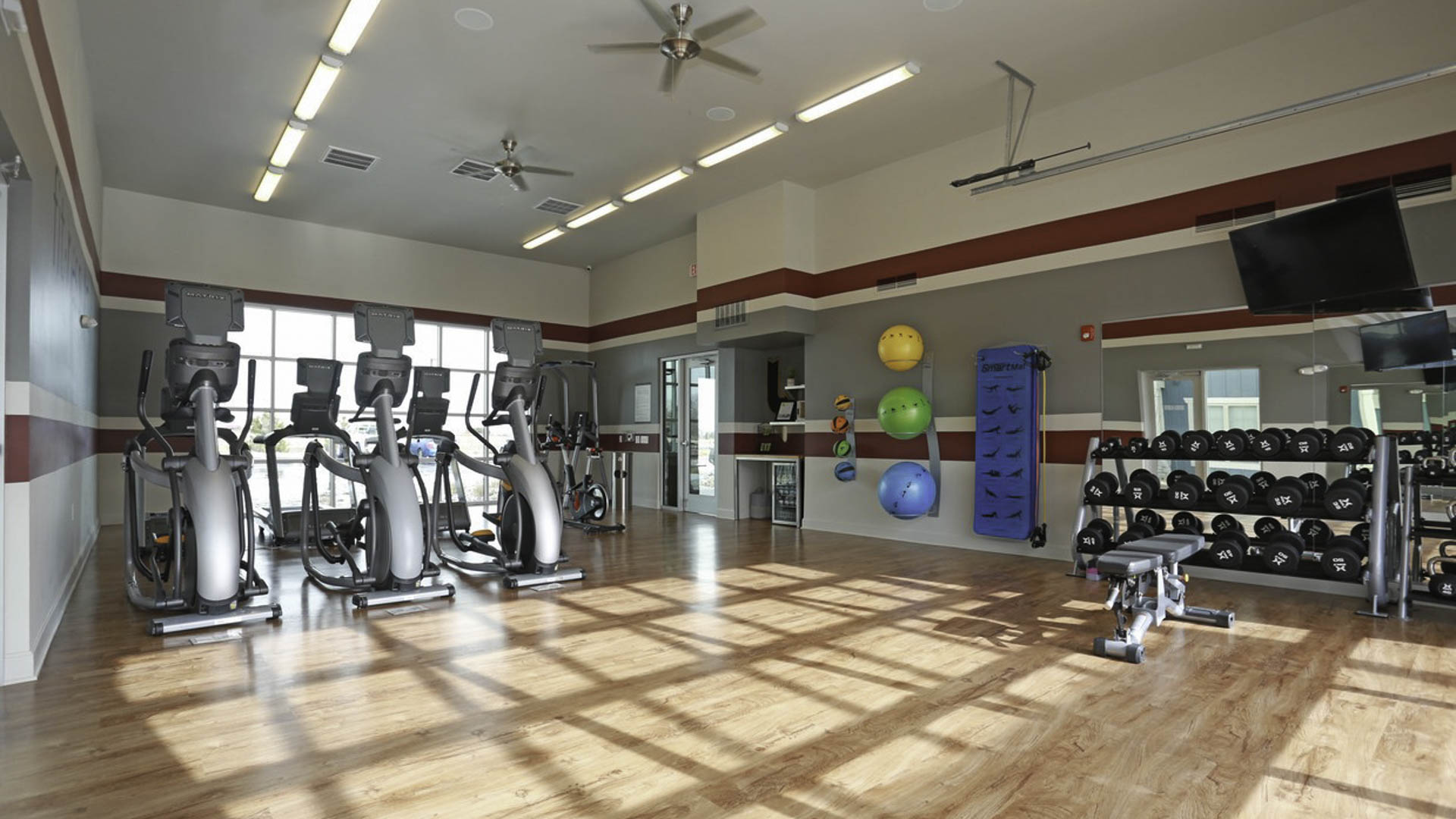 Springs at Sandstone Ranch fitness center