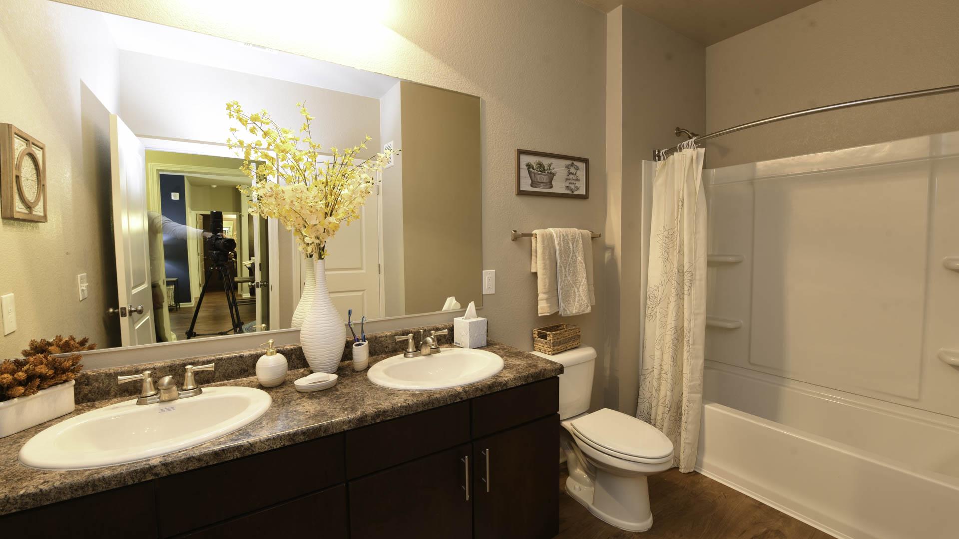 Springs at Sandstone Ranch bathroom