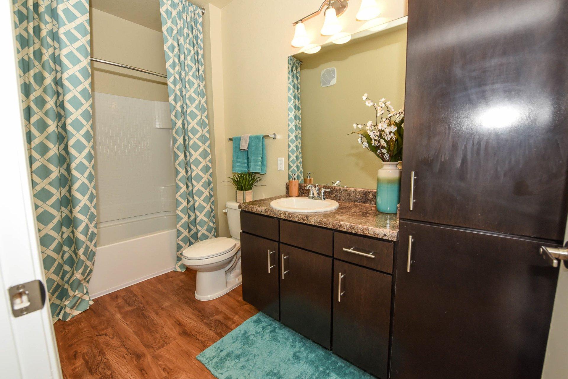 Springs at Six Mile Cypress bathroom