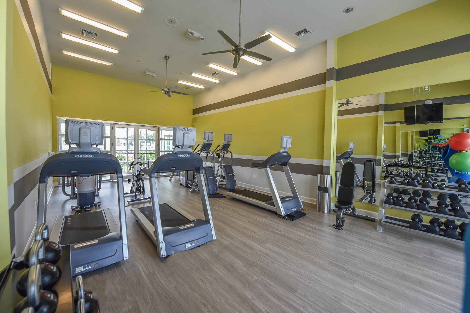 Springs at Six Mile Cypress fitness center