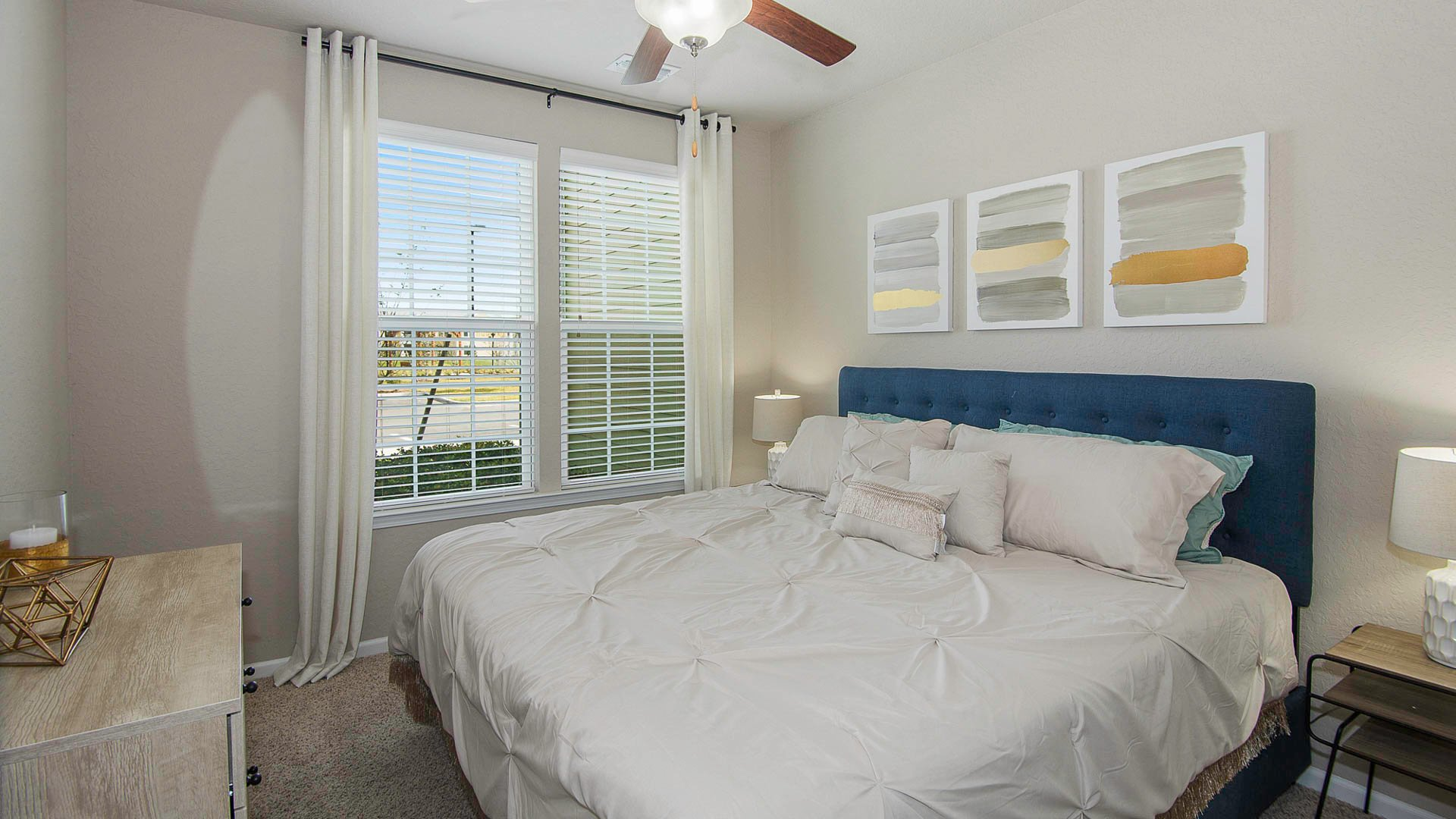 Springs at Port Orange master bedroom