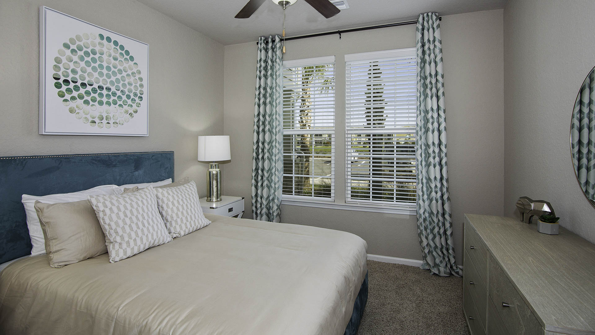 Springs at Port Orange bedroom