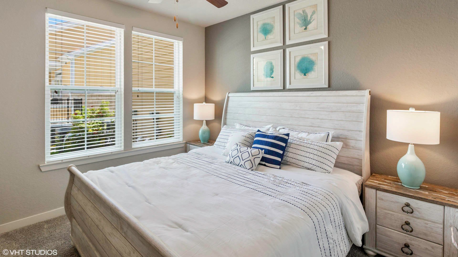 Springs at Posner Park master bedroom