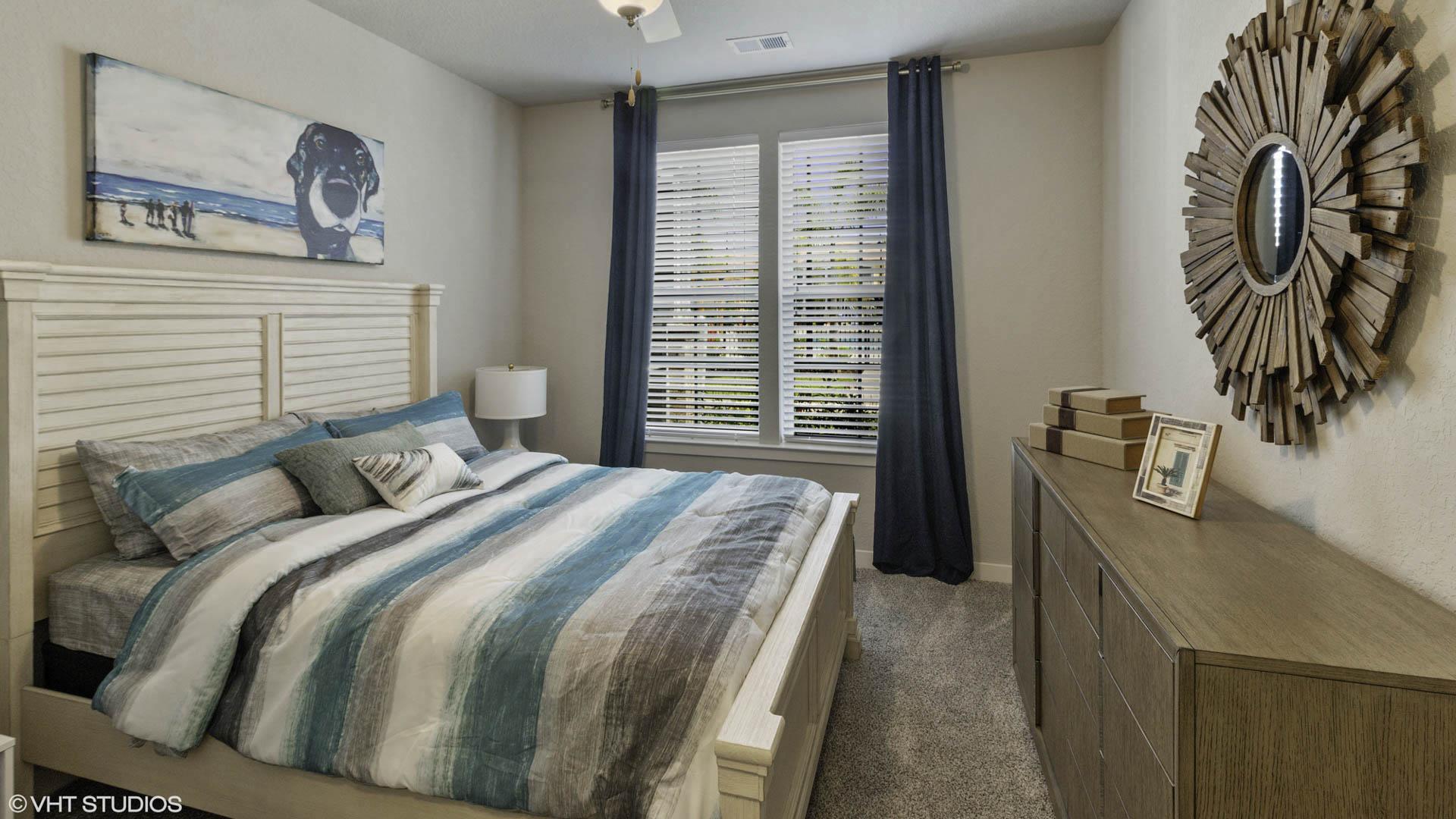 Springs at Posner Park bedroom