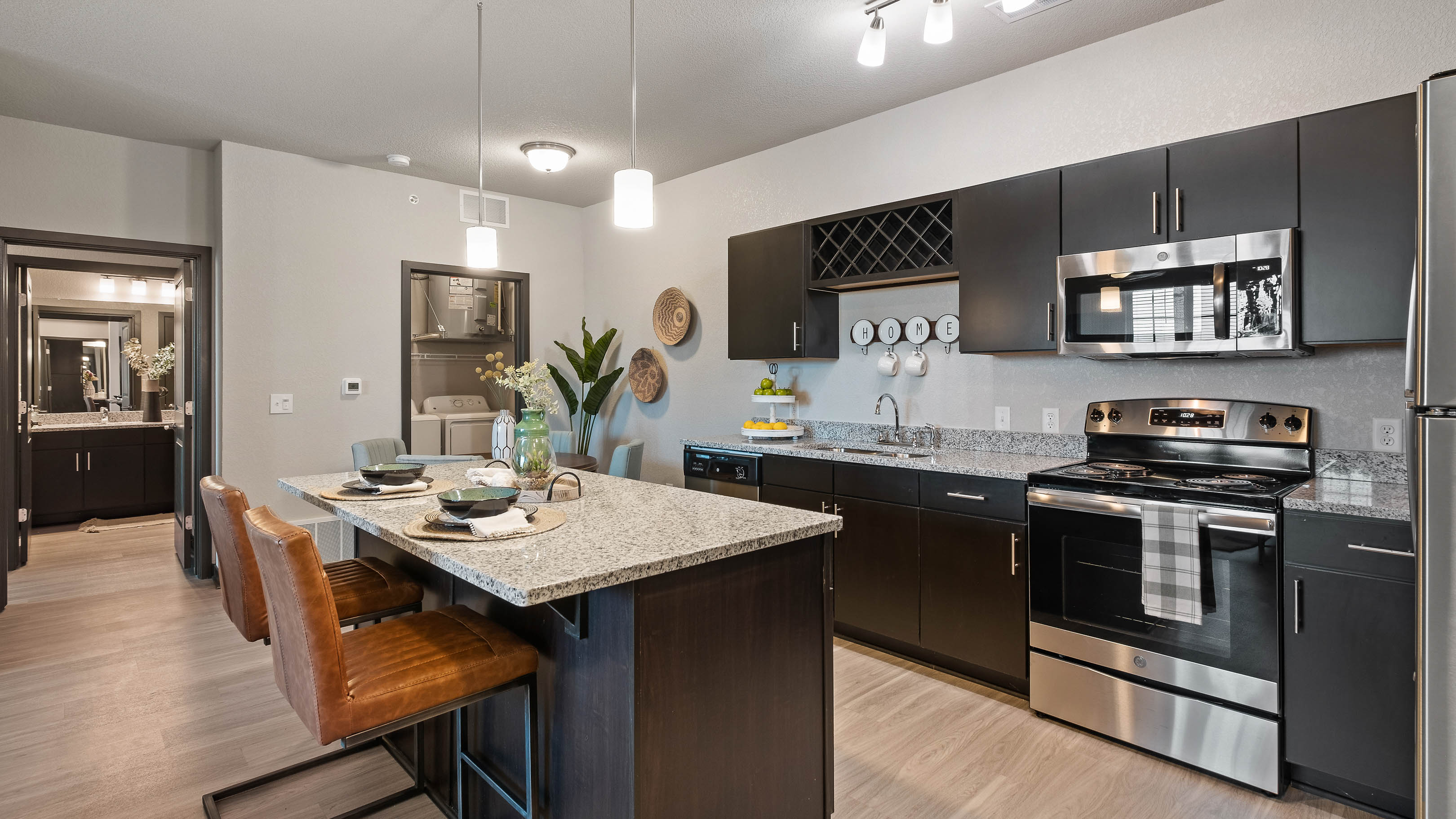 Kitchen at Springs at Deer Valley in Pheonix, AZ