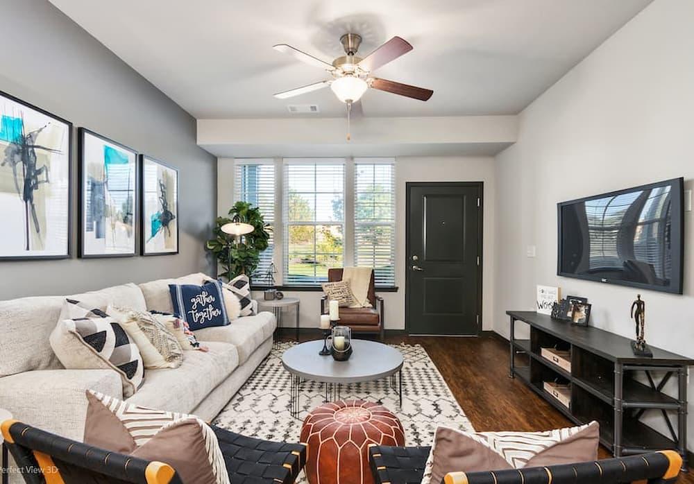 Three Oaks Living Room