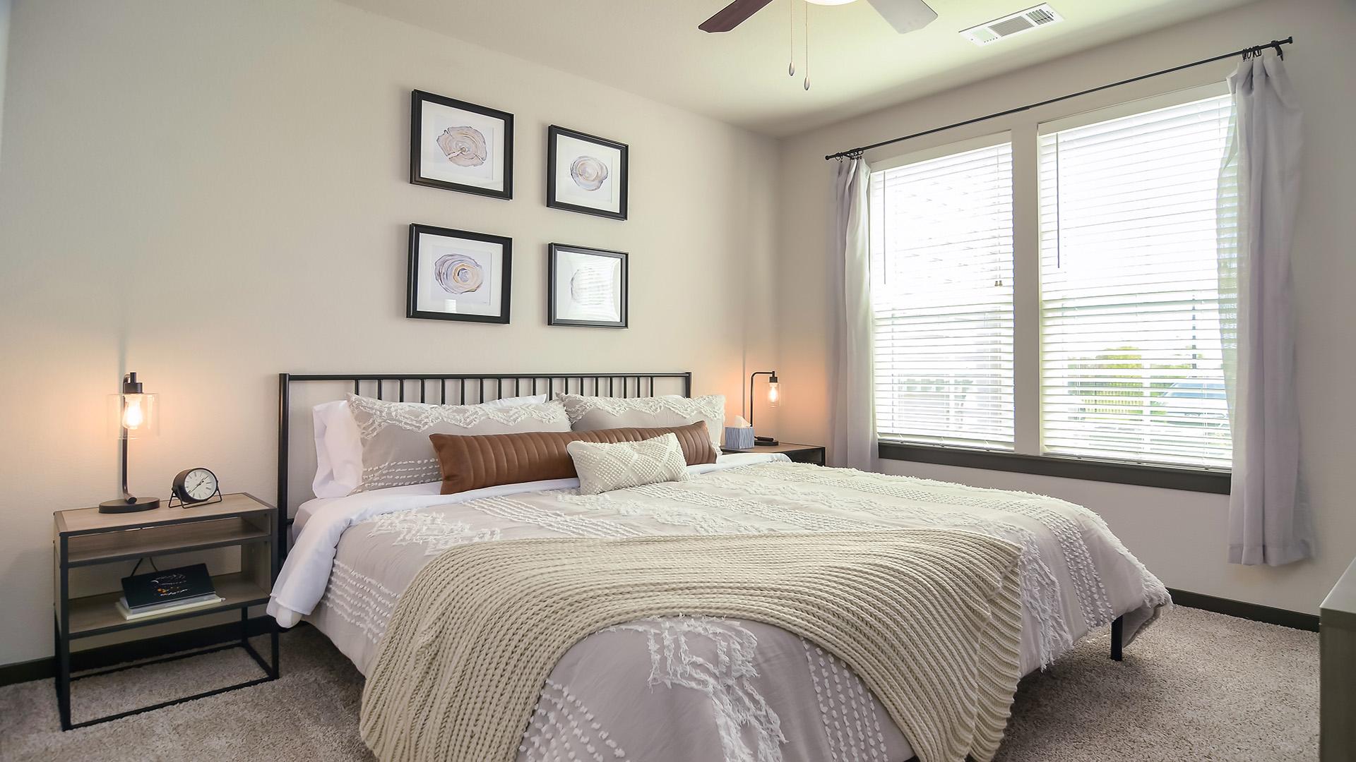 Studio, 1, 2, & 3 Bedrooms