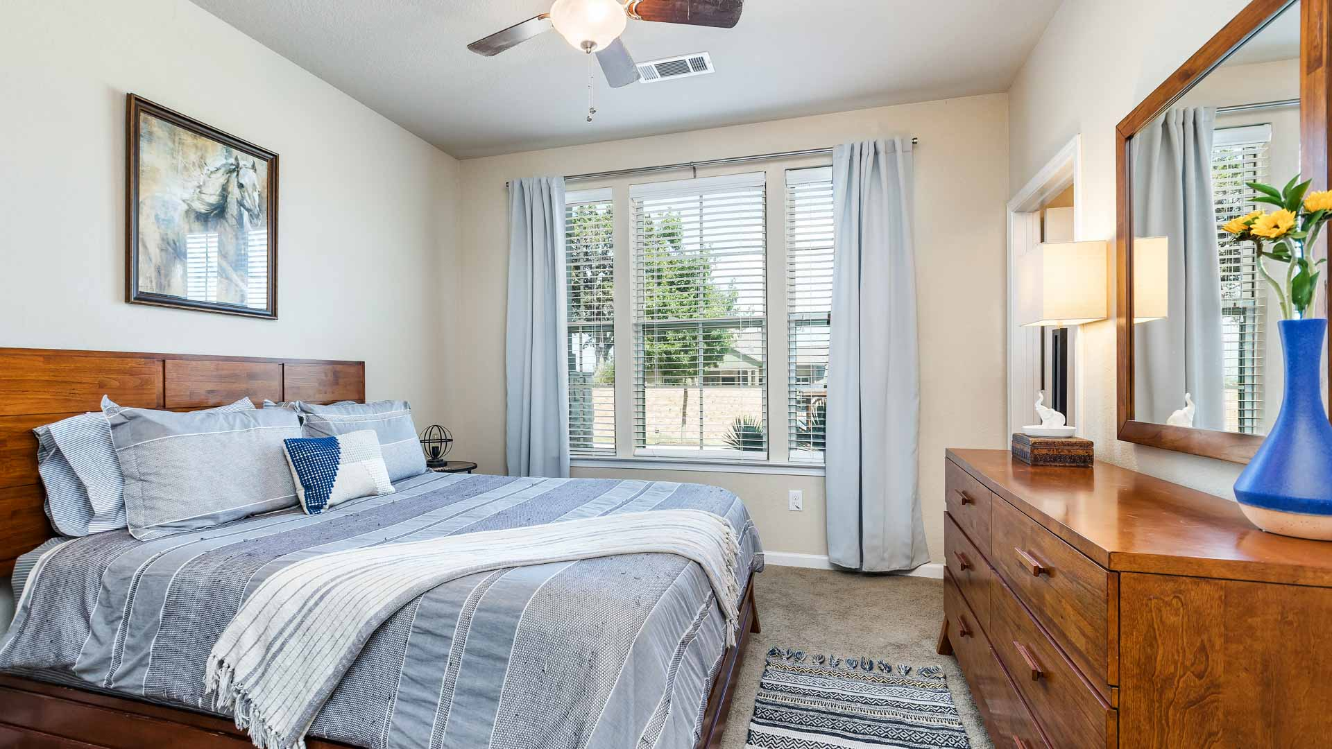 Bedroom in San Antonio at Springs at Alamo Ranch