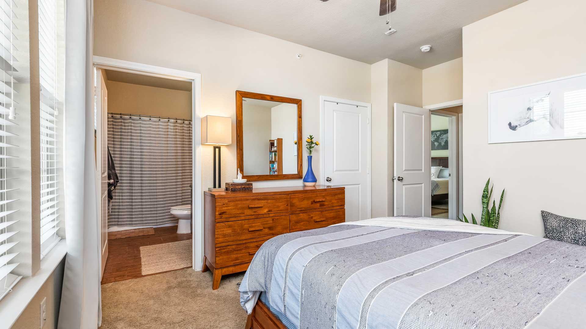 Master Bedroomin San Antonio at Springs at Alamo Ranch