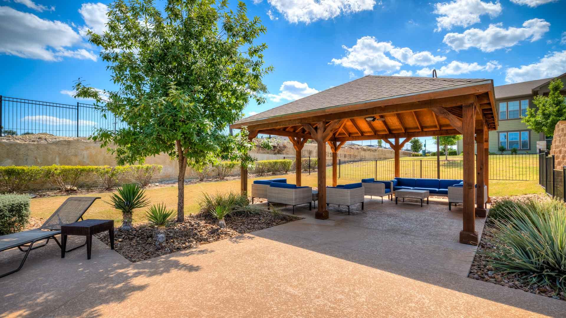 Lounge Outdoors in San Antonio at Springs at Alamo Ranch-40