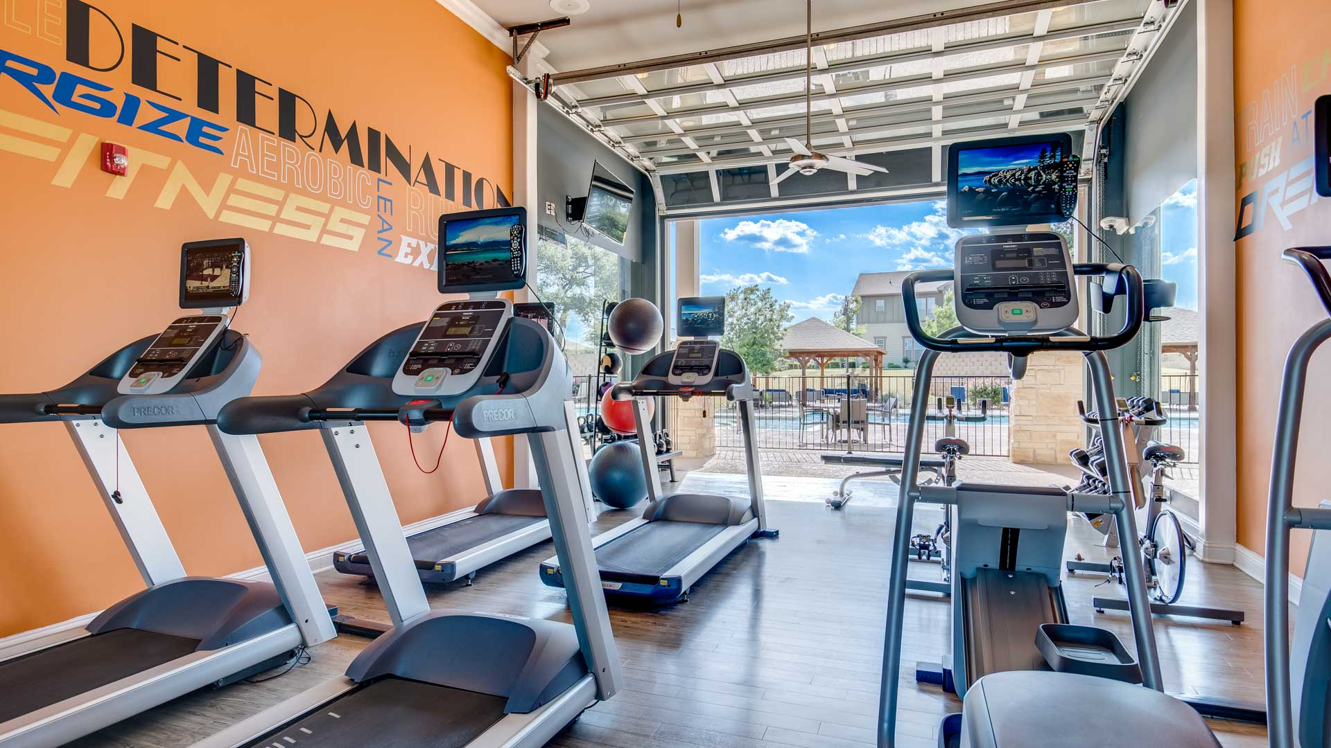 Gym in San Antonio at Springs at Alamo Ranch