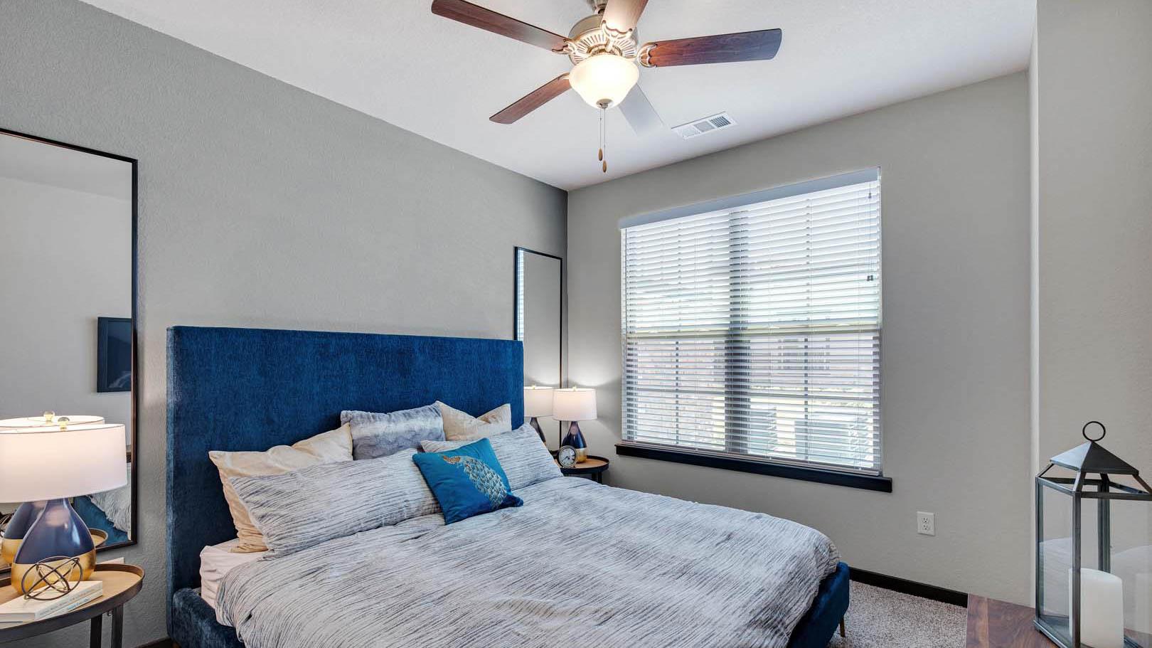 Bedroom 2 at Springs in Round Rock in Austin Texas