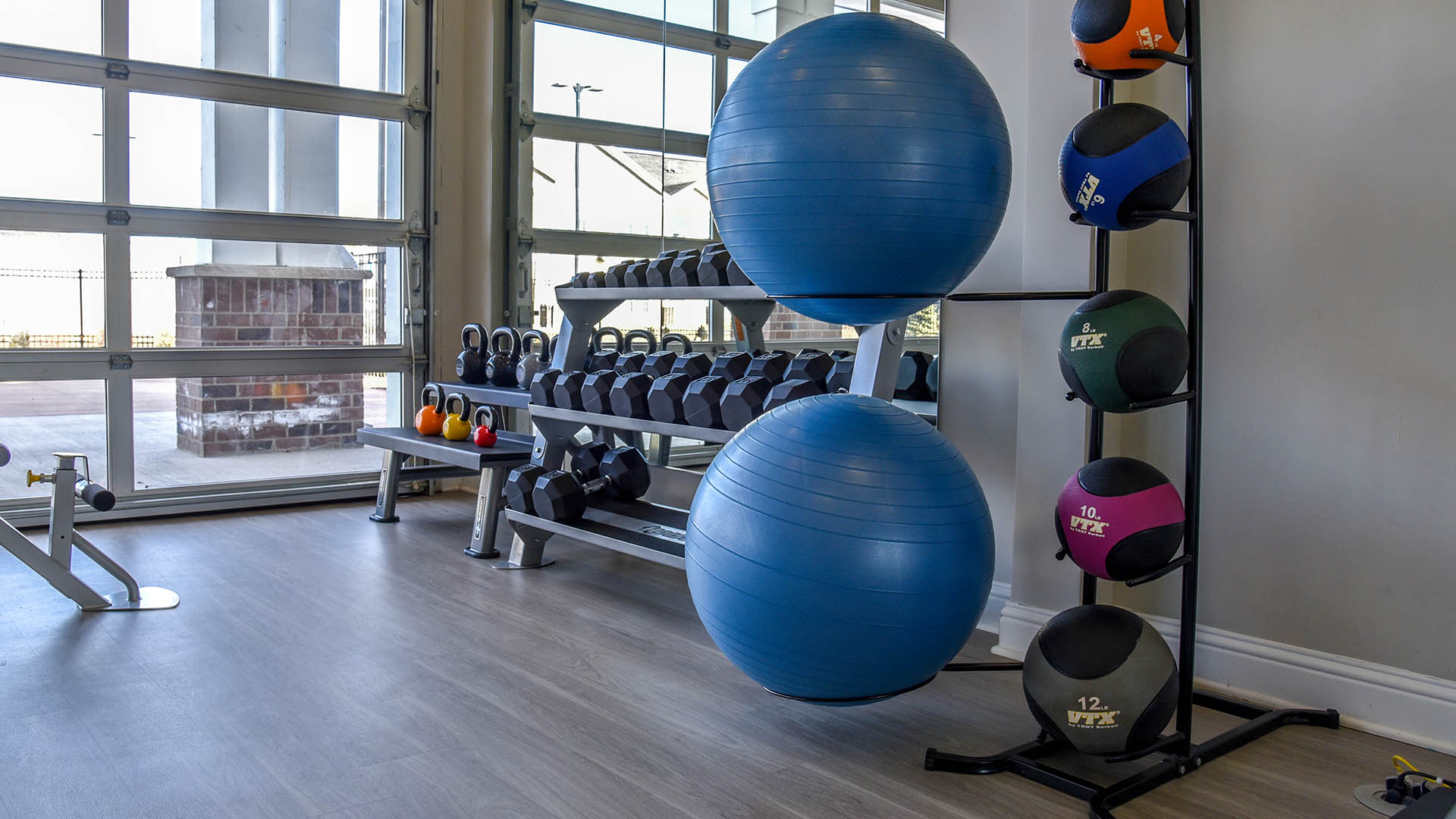 Fitness Center in Savage MN at Springs at Egan Drive